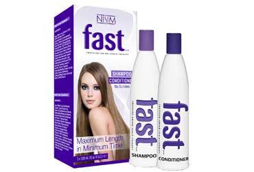 FAST Shampoo and Conditioner with No Sulfates