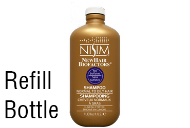 Refill Normal to Oily Shampoo 33 oz/1 liter NO PUMP
