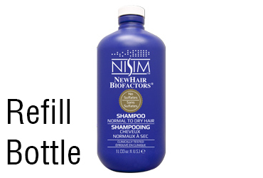 Refill Normal to Dry Shampoo 33 oz/1 liter NO PUMP