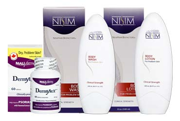 Body Lotion, Body Wash, Dermylex Tripack