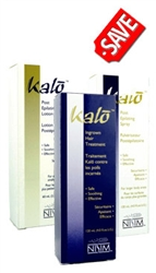 Kalo 3 Pak Lotion, Spray and IHT