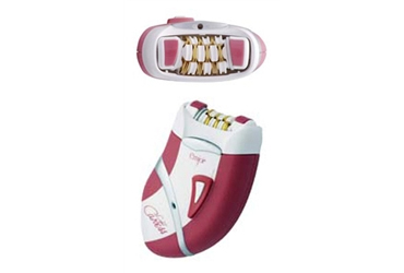 Emjoi Light Caress Epilator Rechargeable/ Cordless AP-10LR