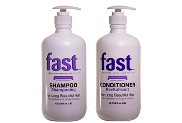 FAST shampoo and conditioner 33 oz sulfate free