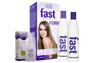 Fast 2 Pack Sulfate Free 10 oz + Argan Plus Wonder Oil