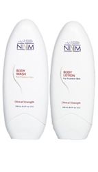 Clinical Strength Body Wash & Lotion